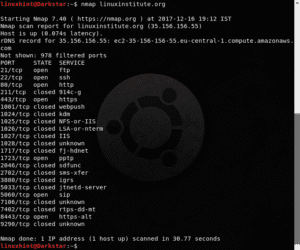 How to scan for services and vulnerabilities with Nmap