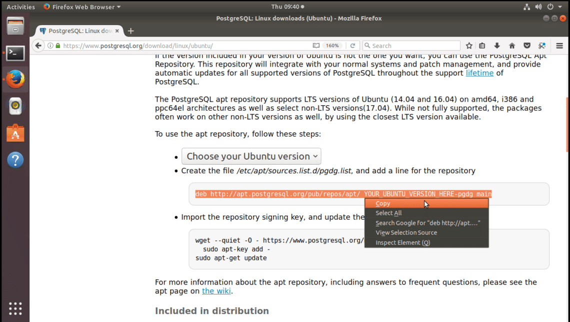 Install PostgreSQL 10 on Ubuntu – Linux Hint
