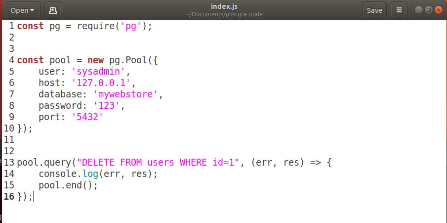 Typescript Node Cron