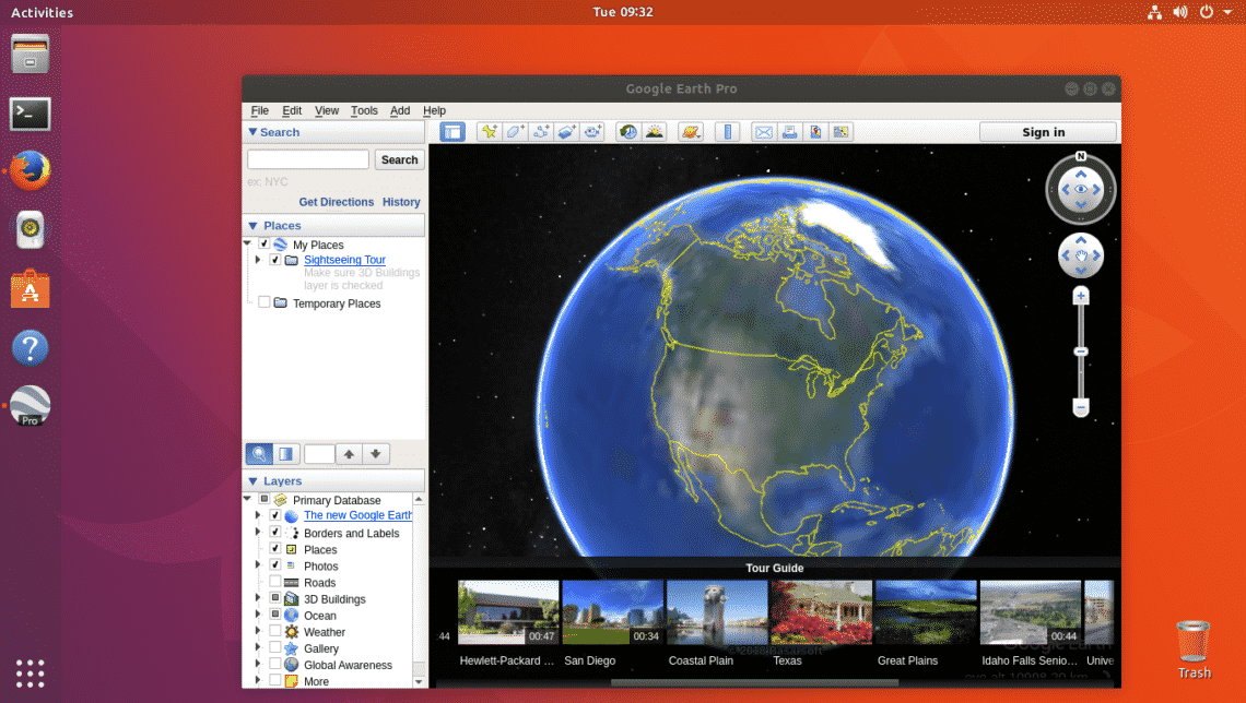 Install Google Earth on Ubuntu – Linux Hint