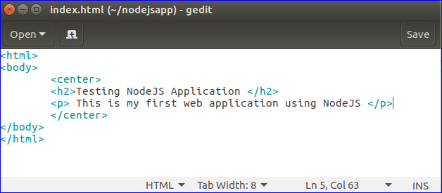 Install and Getting Started with NodeJS on Ubuntu – Linux Hint