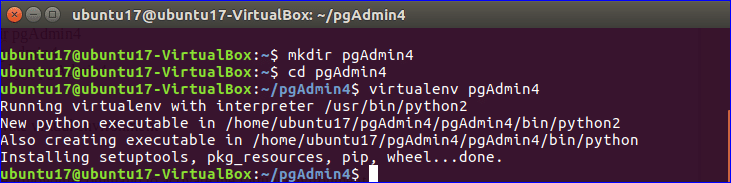 Install PgAdmin4 on Ubuntu – Linux Hint