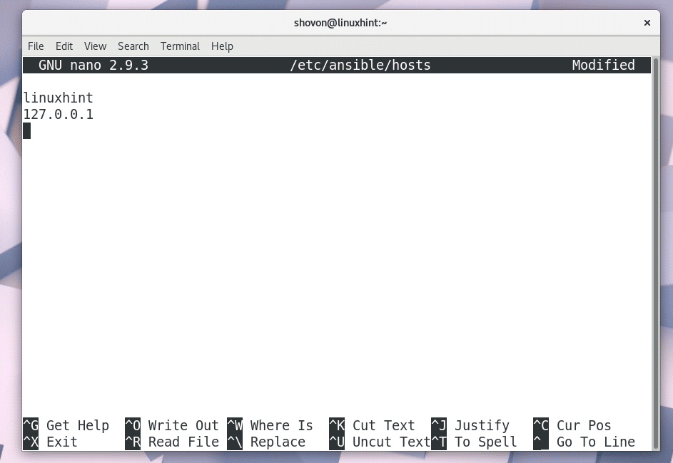 Install Ansible on Arch Linux – Linux Hint