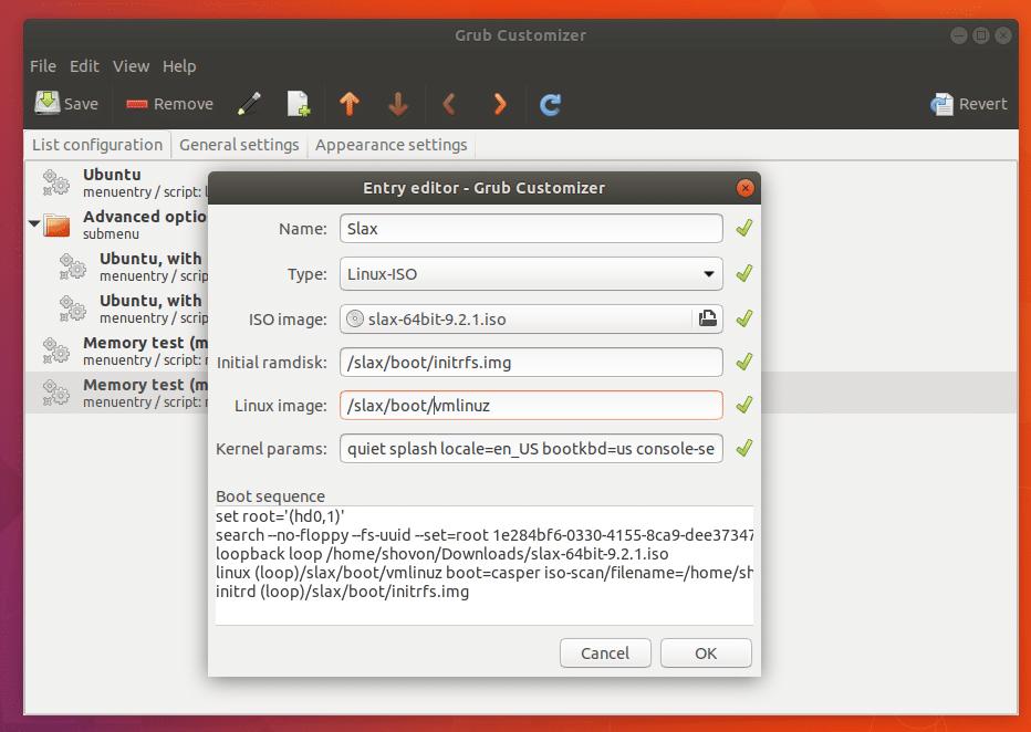 Install Grub Customizer on Ubuntu – Linux Hint