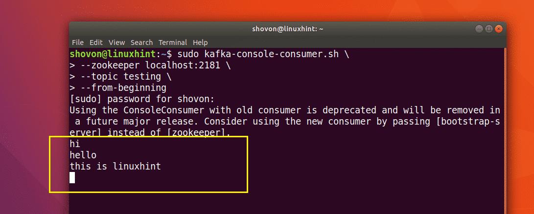 Install Apache Kafka on Ubuntu – Linux Hint