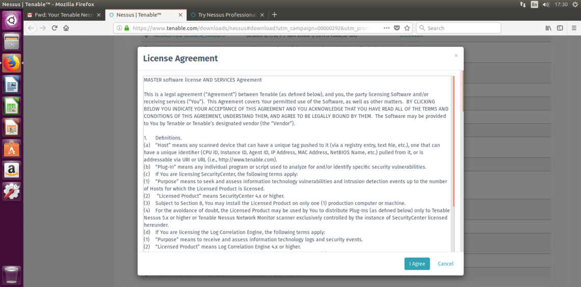 Nessus Ubuntu Installation and Tutorial – Linux Hint
