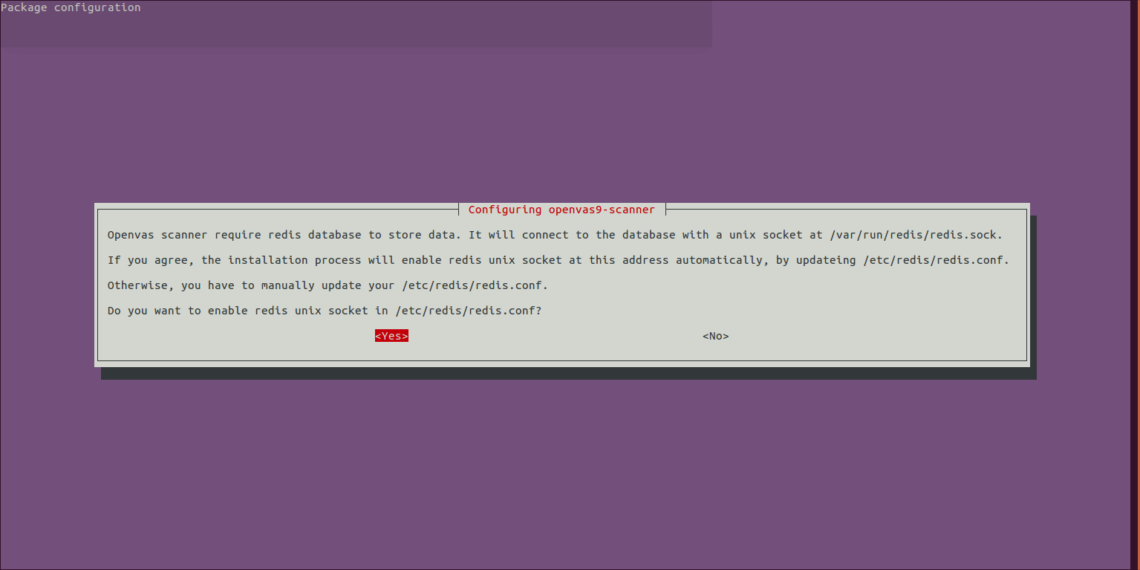 OpenVAS Ubuntu Installation and Tutorial – Linux Hint