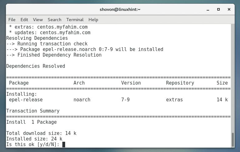 Install Python PIP on CentOS7 – Linux Hint