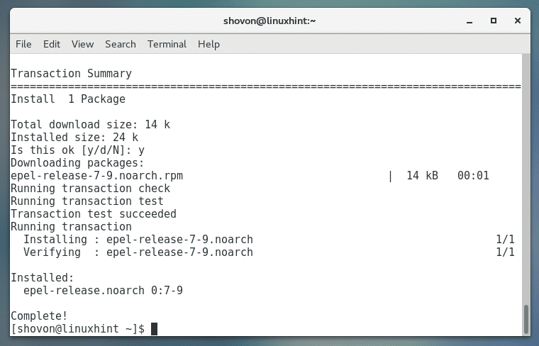 Install Python PIP on CentOS7 – Linux Hint