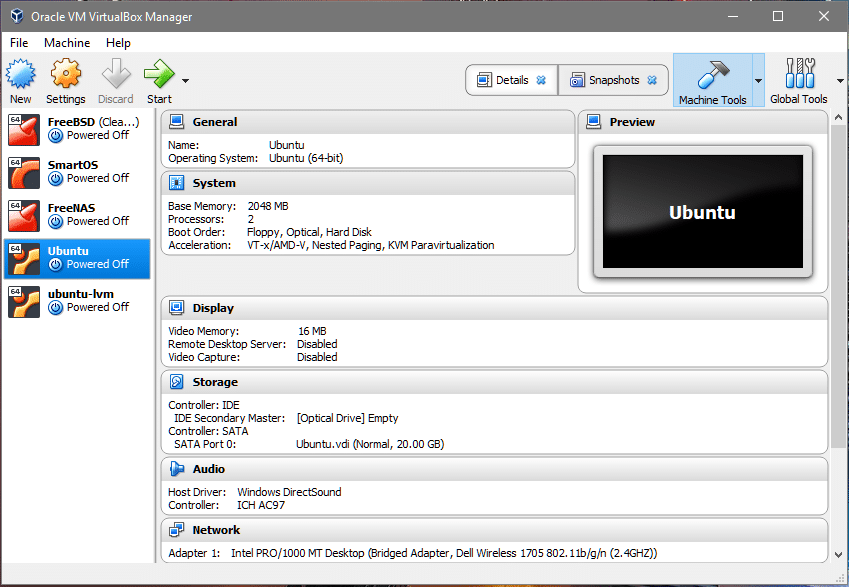 Increase VirtualBox Disk Size – Linux Hint