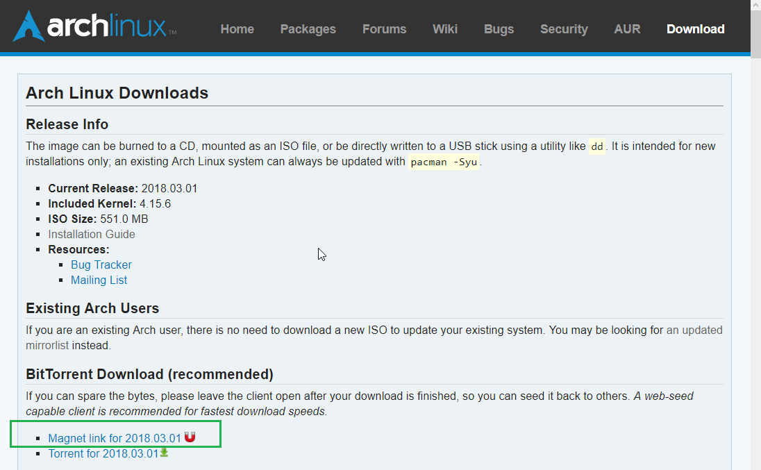 Arch Linux Install By Example – Linux Hint