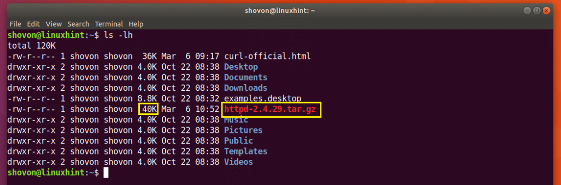 Install and Learn to Use Curl on Ubuntu 18 04 – Linux Hint