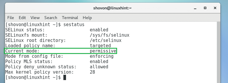 How to Disable SELinux on CentOS 7 – Linux Hint