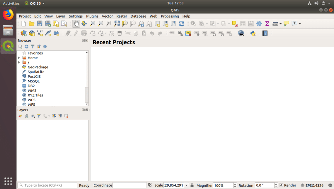 Import Google Earth Data into QGIS for Further Analysis