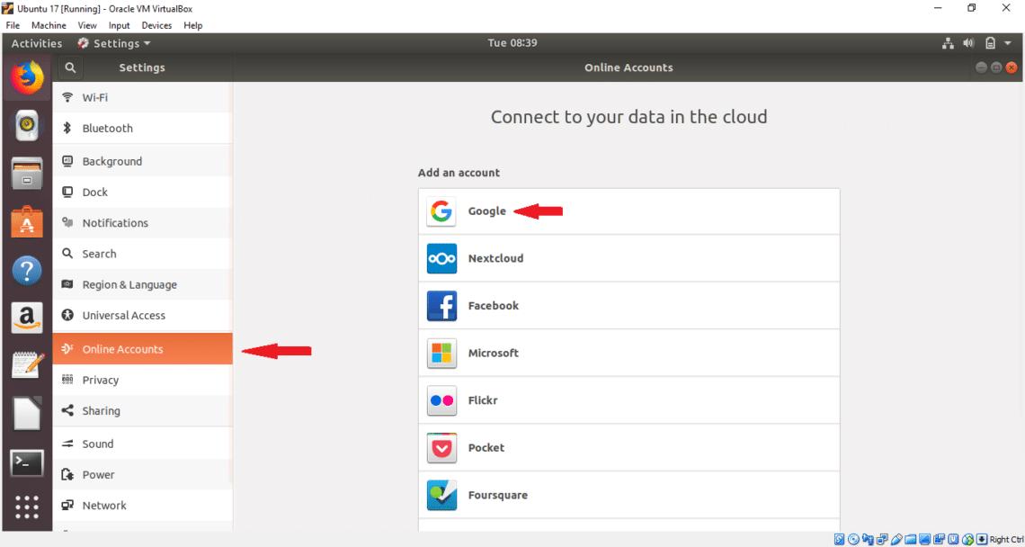 How to Access Google Drive from Ubuntu Desktop – Linux Hint