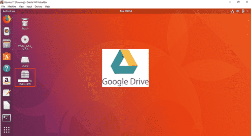 how to connect google drive to desktop