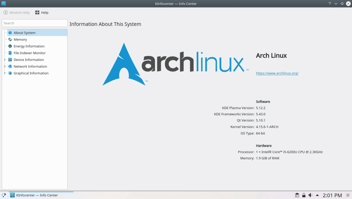 Install KDE Plasma on Arch Linux – Linux Hint