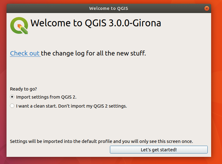 Download qgis org to get your copy of version 3 2 0 | Peatix