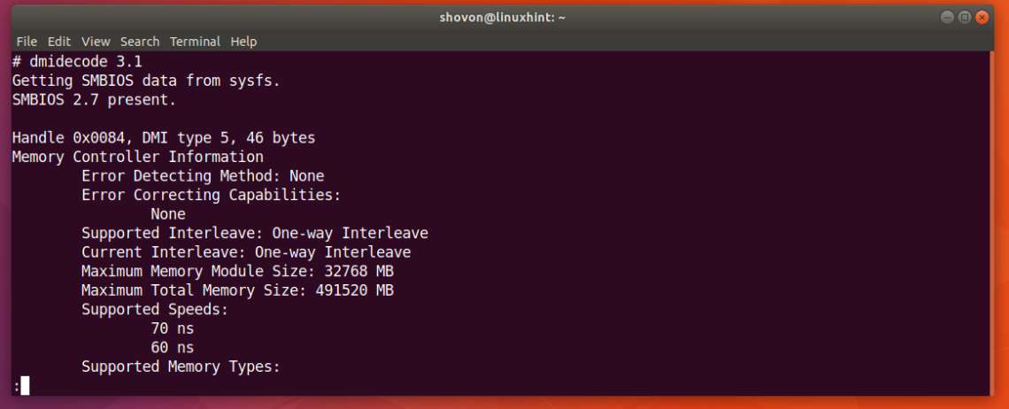 How to Check Your RAM on Ubuntu – Linux Hint