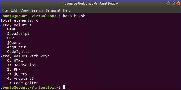 How to use Variables in Bash Programming – Linux Hint
