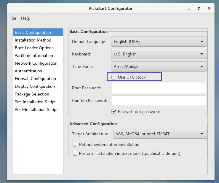 How to Use Kickstart to Install CentOS 7 – Linux Hint