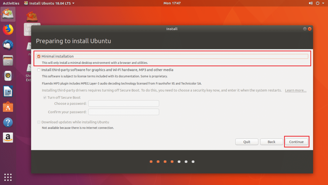 Run Ubuntu 18 04 From USB Stick – Linux Hint