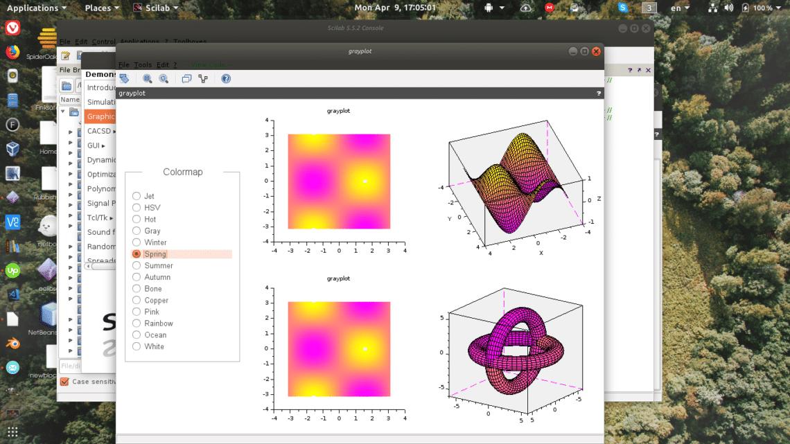 scilab ubuntu