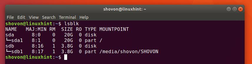 List USB Devices Linux – Linux Hint