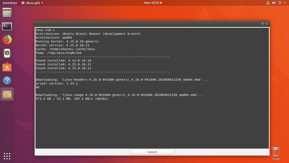 Upgrade Kernel on Ubuntu 18 04 – Linux Hint