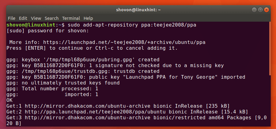 Upgrade Kernel on Ubuntu 18 04 – Linux Hint