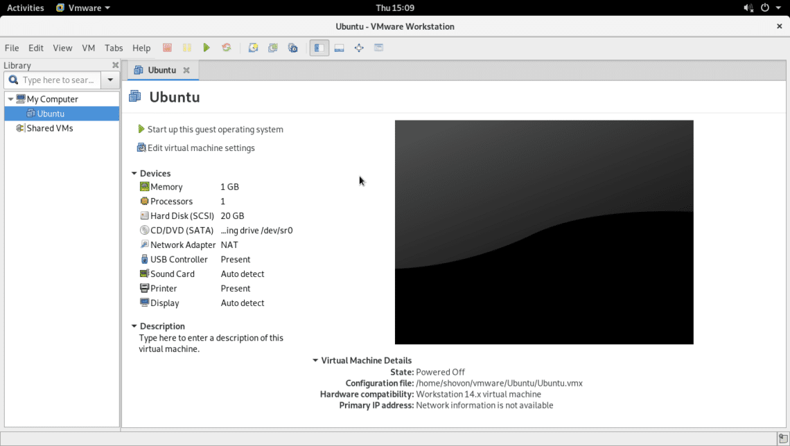 How to Install VMware Workstation Pro 14 on Arch Linux