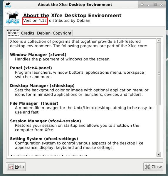 Install XFCE Desktop on Debian 9 Stretch – Linux Hint