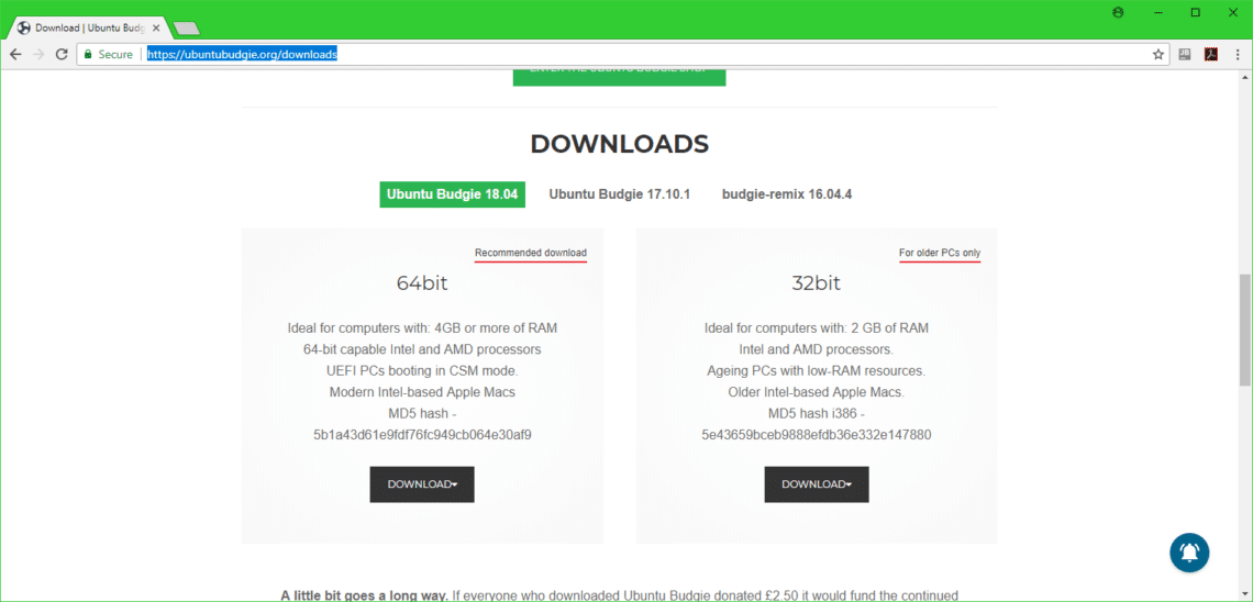 Install Ubuntu Budgie 18 04 – Linux Hint