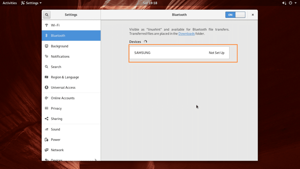 How to Connect to a Bluetooth Device on Arch Linux – Linux Hint