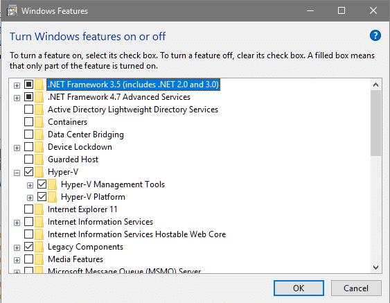 Install Ubuntu 18 04 LTS on Windows with Hyper-V – Linux Hint