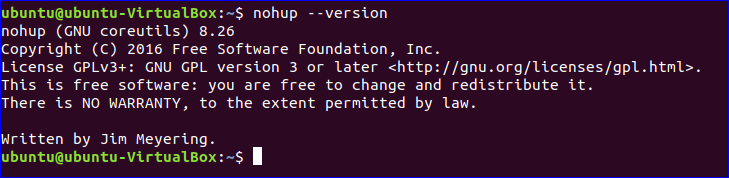 Nohup Command in Linux – Linux Hint