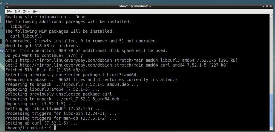 Install NPM on Debian 9 – Linux Hint