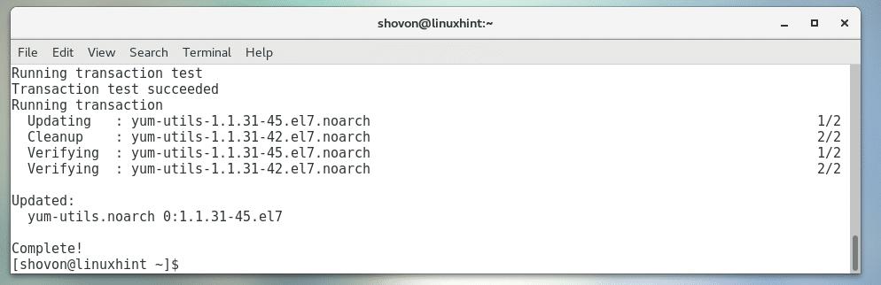 Install Python 3 on CentOS 7 – Linux Hint