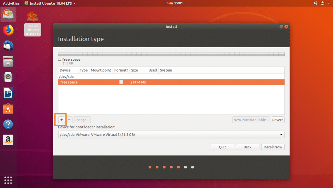 how to install new hard drive ubuntu