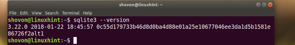Install SQLite and SQLite Browser on Ubuntu 18 04 LTS