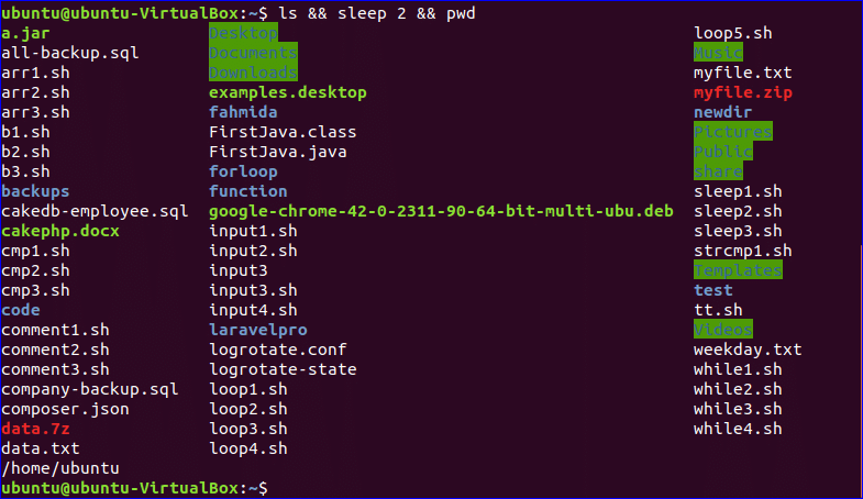 Sleep Command in Linux – Linux Hint