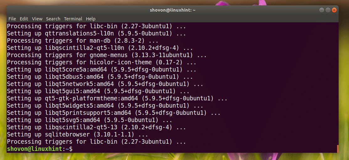sqlite manager ubuntu download