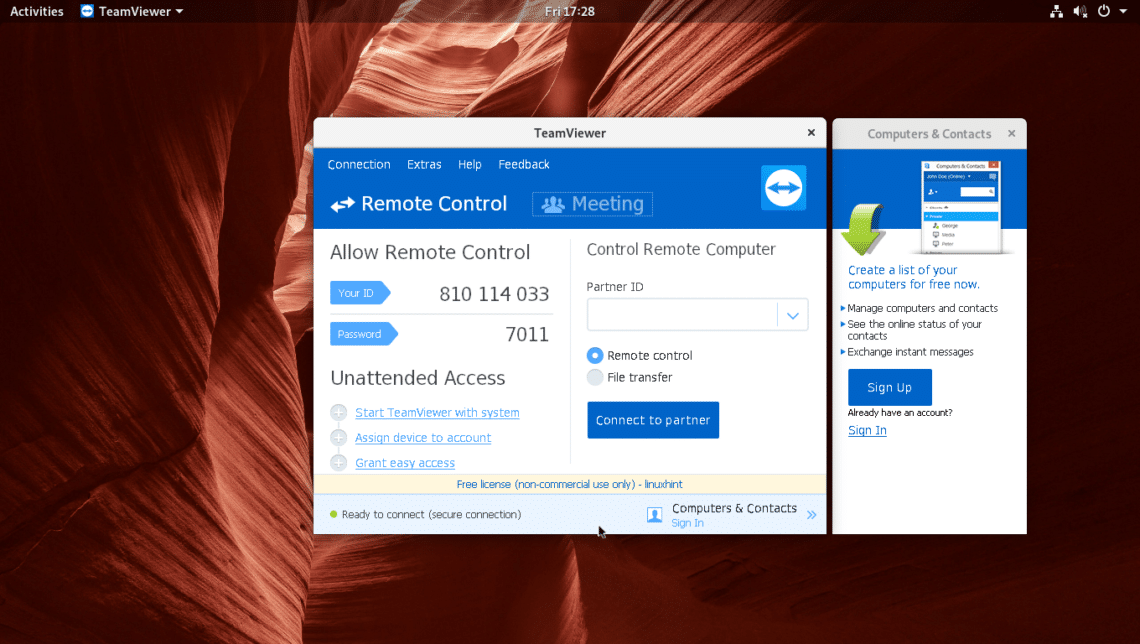 How to Install TeamViewer on Arch Linux – Linux Hint
