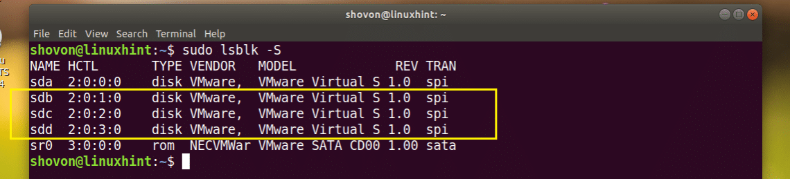 Install ZFS File System on Ubuntu 18 04 LTS – Linux Hint