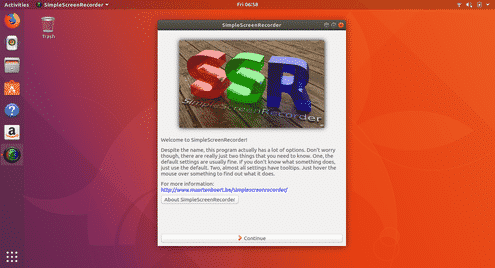Install SimpleScreenRecorder Ubuntu