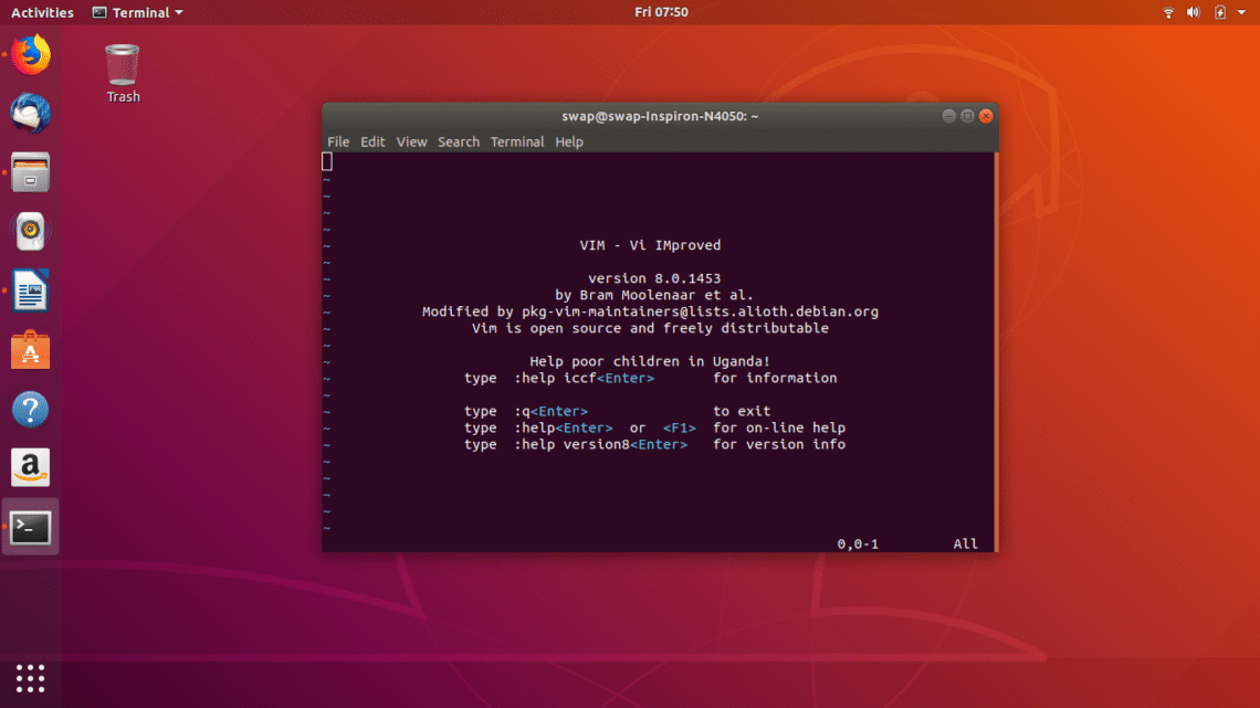 how to install notepad++ in ubuntu 18.04 using terminal
