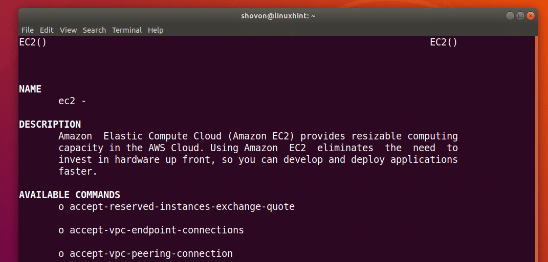 Install AWS Command Line Interface (CLI) on Ubuntu 18 04 LTS
