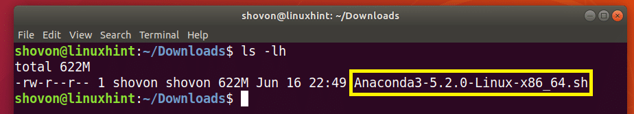 download anaconda python 2.7 for linux