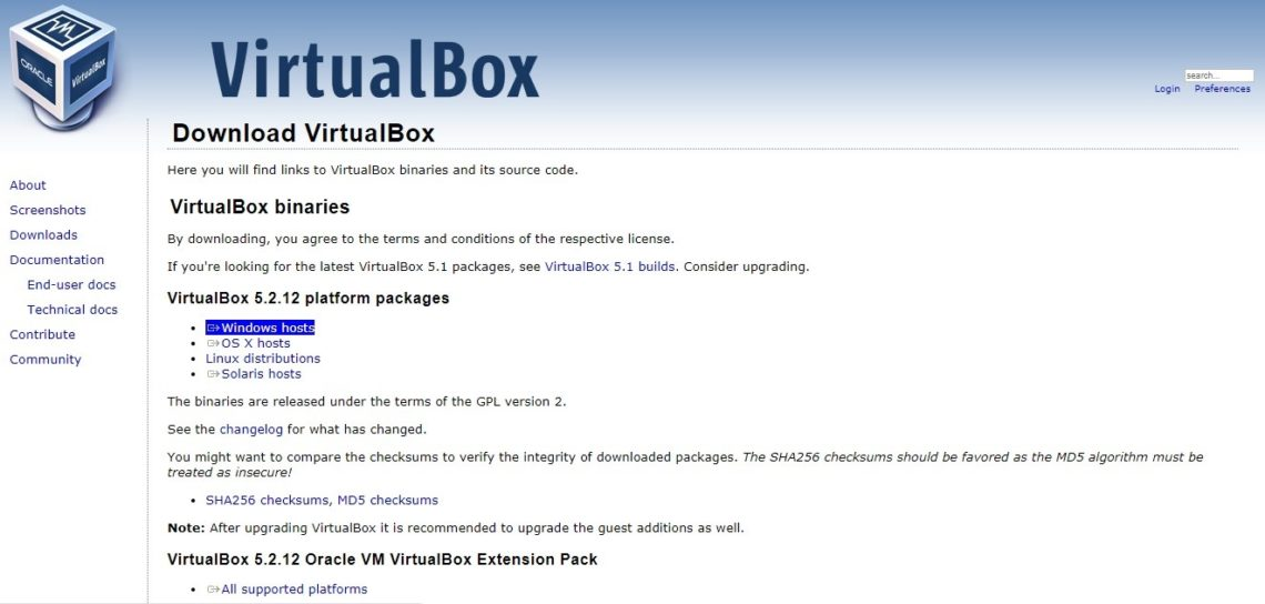 VirtualBox for Beginners – Linux Hint