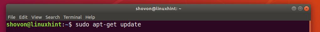 Install ZSH Shell Ubuntu